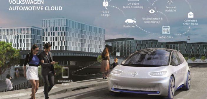 Više od automatizacije: Volkswagenova budućnost konektovanih automobila koji se mogu deliti