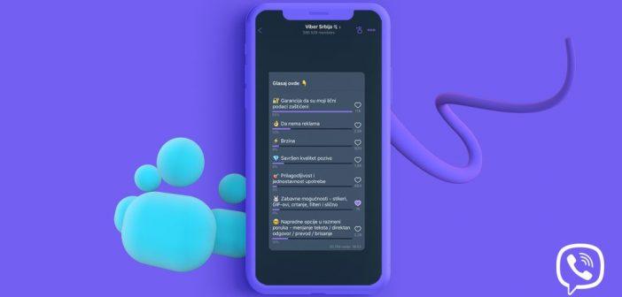 """Skoro 60% korisnika Vibera u 9 zemalja srednje i istočne Evrope slaže se: """"Privatnost i sigurnost aplikacija za razmenu poruka su najvažnije za nas"""""""