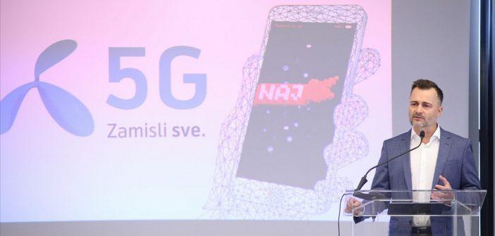 Telenor pustio u rad prvu 5G baznu stanicu