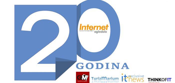 Dvadeset godina Internet ogledala – u čudesnom svetu tehnologija