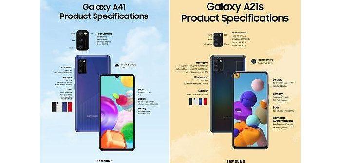 Samsung Galaxy A41 i A21s – vrhunske inovacije po odličnoj ceni