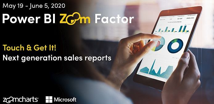 Power BI Zoom Factor
