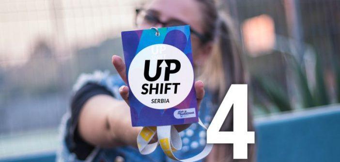 U toku je konkurs za UPSHIFT 4 onlajn radionicu!