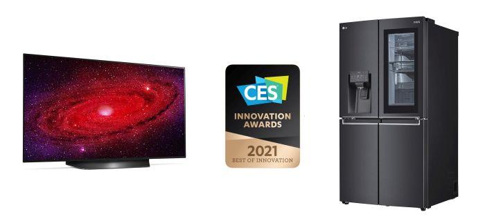 Kompanija LG osvaja rekordan broj nagrada za inovaciju na ovogodišnjem CES