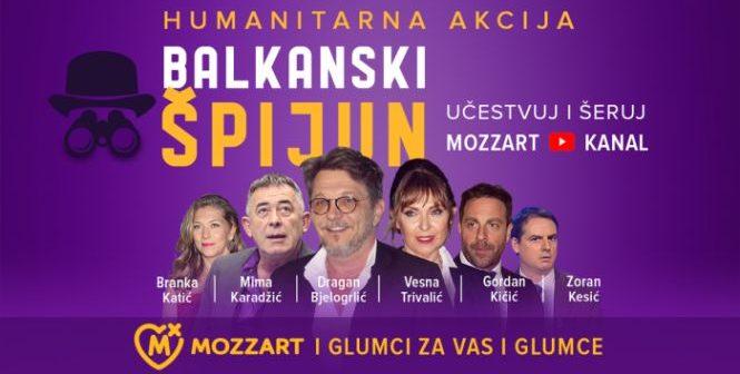 """Više od 100.000 ljudi na Božić gledalo """"Balkanskog špijuna""""! Šeruj za pomoć glumcima!"""