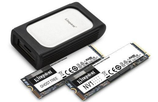 CES 2021: Kingston predstavio novi asortiman NVMe SSD uređaja
