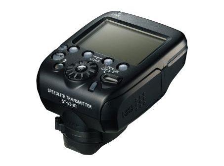 Canon nadograđuje svoj popularni Speedlite Transmitter novim modelom ST-E3-RT