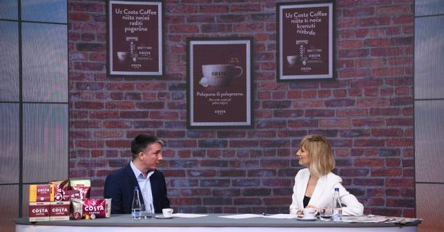 Globalno poznata Costa kafa od sada i u Srbiji