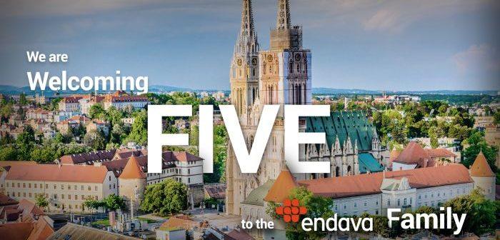Endava akvizirala hrvatsku kompaniju FIVE