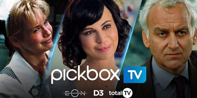 SBB obogaćuje programsku ponudu Pickbox TV kanalom Pickbox TV koji emituje najpopularnije filmove i serije sada deo SBB ponude