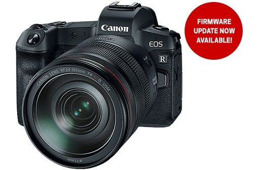 Canon objavljuje ažuriranje firmvera za odabrane profesionalne fotoaparate radi optimizacije procesa rada