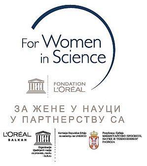 Konkurs za stipendije za mlade naučnice u Srbiji