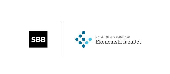 SBB kompanija potpisala Memorandum o saradnji sa Ekonomskim fakultetom u Beogradu