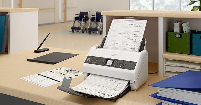 Epson lansira novu seriju skenera za poboljšanje sigurnosti dokumenata i smanjenje troškova – idealne za zdravstvene organizacije