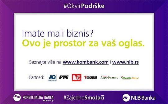 Konkurs #OkvirPodrške otvoren još četiri dana