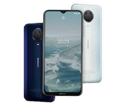 Moćna baterija koja traje tri dana: Nokia G20