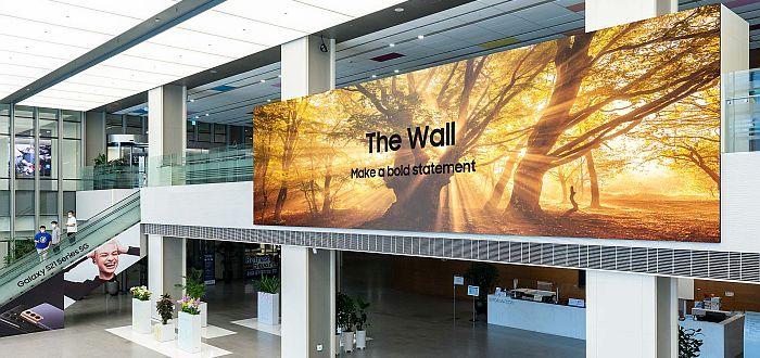 Samsung 2021 The Wall od sada je dostupan i u Srbiji