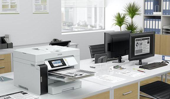 Epson predstavlja prve poslovne EcoTank štampače A3 formata, nudeći cenovno povoljno i održivo rešenje za štampu većeg formata u kancelariji