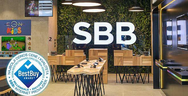 SBB osvojio priznanje Best Buy za najboljeg internet provajdera